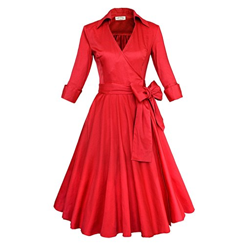 sicong2-up-to-date-style-spring-autumn-vintage-dress-plus-size-s4xl-belts-retro-60s-rockabilly-party