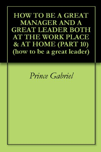 what is a great leader and