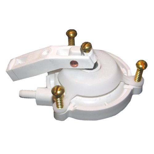 Lasco 04-7193 Toilet Ballcock Repair Top Assembly with Screws for Coast Brand 1B1