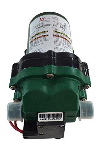 WFCO ARTIS New PDS1-130-1240E 12 Volt 12V RV Camper Potable Water Pump 3.0 GPM - No Strainer (Rv Camper Water Pump compare prices)