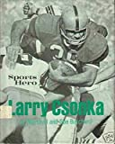 img - for Sports Hero: Larry Csonka book / textbook / text book