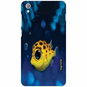 Design Worlds Lenovo S850 Back Cover - Fish Designer Case and Covers