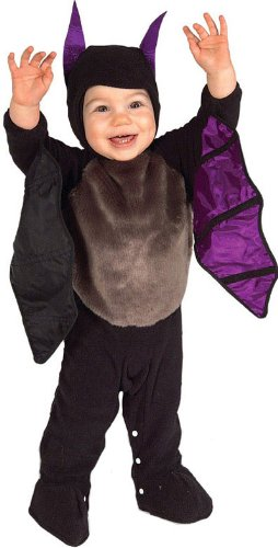 Infant Little Bat Costume by Rubies Costume Company