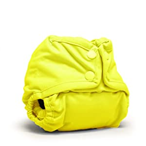 Rumparooz Cloth Diaper Cover Snap, Sunshine Newborn