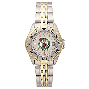 NSNSW21956Q-Ladies All Star Boston Celtics Watch - Stainless Steel by NBA Officially Licensed