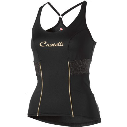 Buy Low Price Castelli Coco Spaghetti Women's Top (B007VMY3ZS)