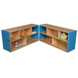 Wood Designs 12500B Folding Storage, 24\