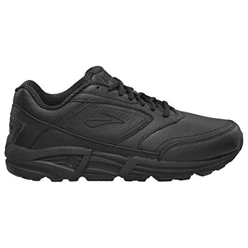 Brooks Men's Addiction Walker Walking Shoe,Black,12 D (Pronation Shoes compare prices)