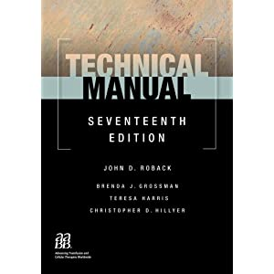 Technical Manual - AABB
