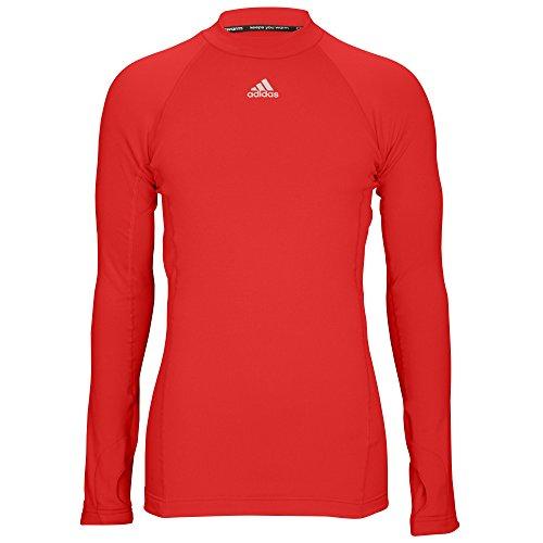 (アディダス)adidas S Hi-Res Red climawarm + mock men's メンズ 男性用 - red レッド / red 【並行輸入品】