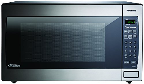 Why Should You Buy Panasonic NN-SN973S Stainless 1250W 2.2 Cu. Ft. Countertop Microwave Oven with In...