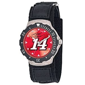 Tony Stewart Velcro Watch by Agent Series