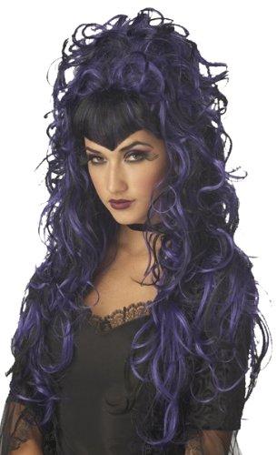 Evilene Womens Costume Wig