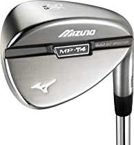 Mizuno Mp-T4 Black Nickel Forged Wedges Dg Spinner Steel 6.0