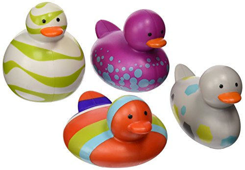 Boon 4 Count Odd Ducks, Purple