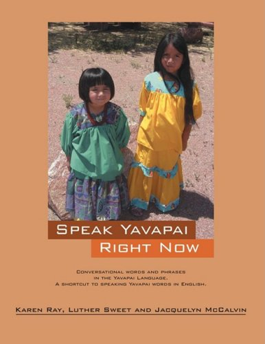Speak Yavapai Right Now