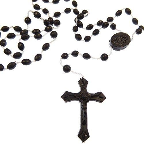 r-heaven-negro-ovalada-rosario-cuentas-de-la-longitud-los-42cm-de-base-plastica-puede-utilizar-el-ce
