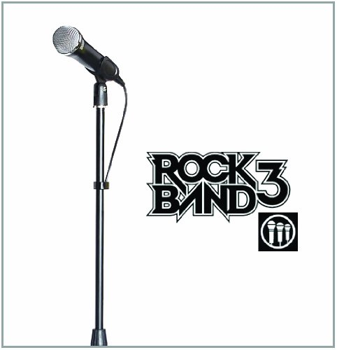 Official Universal Rock Band Microphone Stand