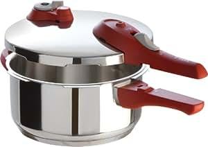 IH 4.2qt Steel Pressure Cooker