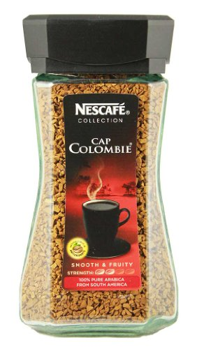 Nescafe Cap Colombie Instant Coffee 3.5Oz/100G