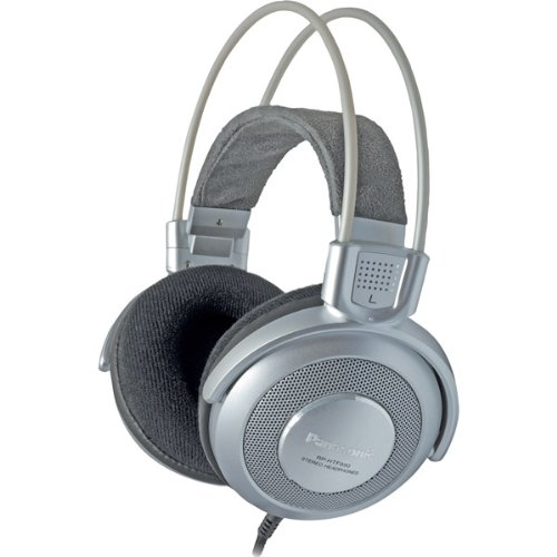 Pro Studio Monitor-Style Headphones - Silver