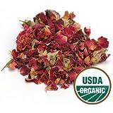 Organic Dried ROSE PETALS for Flavoring Kombucha (60-70 Servings)