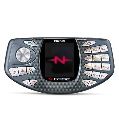 Nokia-N-Gage-Game-System-Cellular-Phone