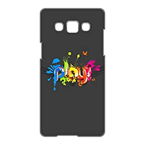 a AND b Designer Printed Mobile Back Cover / Back Case For Samsung Galaxy A5 (SG_A5_3D_2818)