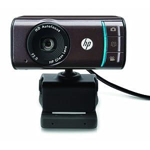 惠普HP Webcam HD-3110自动对焦 720P宽幅摄像头 19.48美元