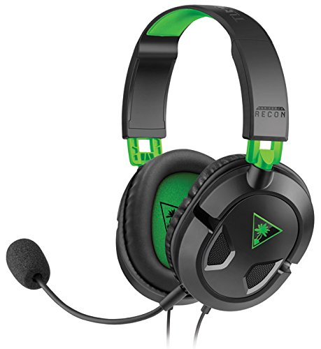 Turtle Beach Turtle Beach® EAR FORCE® Recon 50X Gaming Headset - Xbox One