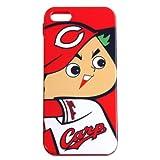 カープ公認グッズ iPhone5用ケース(ソフトタイプ) (坊や)