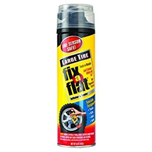 Fix-A-Flat S430 Aerosol Tire Inflator with Hose for Large Tires - 20 oz.