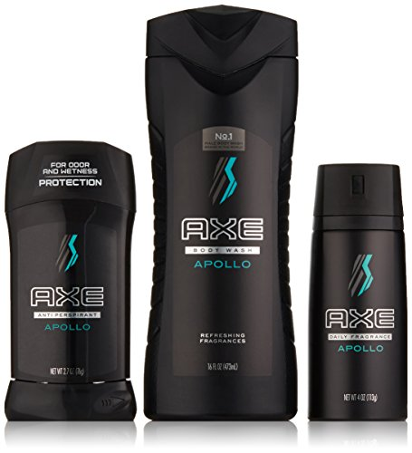 AXE Regimen Gift Set for Men, Apollo
