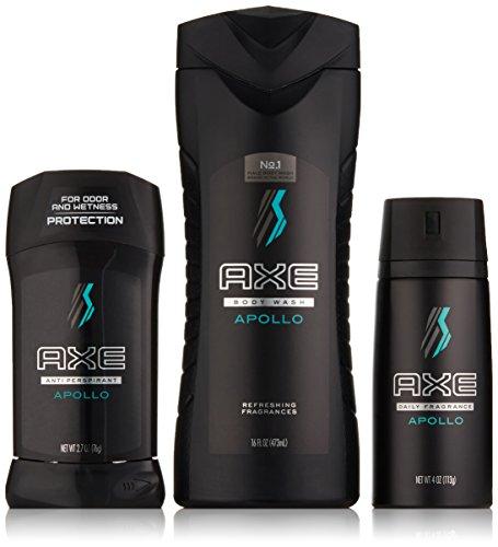 AXE Regimen Gift Set for Men, Apollo