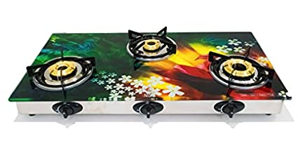 XK-038 Gas Cooktop (3 Burner)