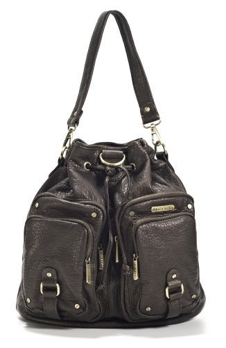 timi & leslie Hart Diaper Bag, Espresso (Discontinued by Manufacturer)