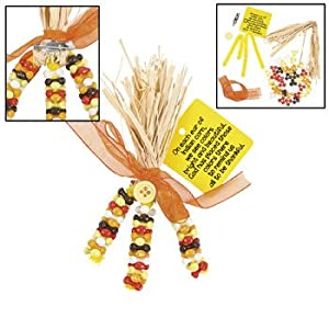 Beaded indian corn pin craft kit adult for Craft kits for adults to make