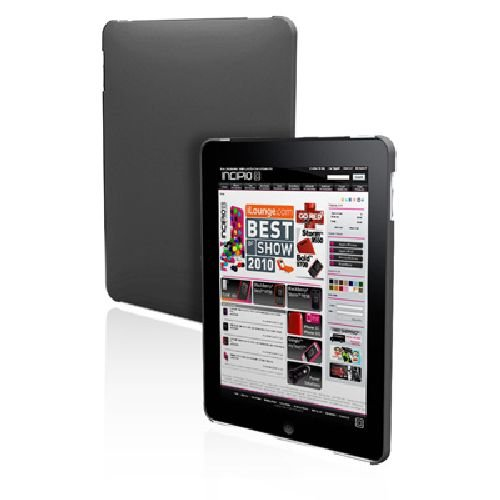 Incipio Feather for Apple iPad - Charcoal