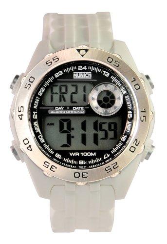 Munich 10 Atm - Munich 10 Atm Mu-111-7A - Orologio Cronografo da Uomo