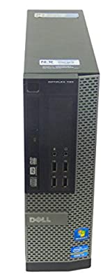 Dell OptiPlex 790 SFF Desktop Computer Intel Core i5 i5-2400 3.10 GHz 4GB RAM 500GB HDD DVD-Writer DVDRW Windows 7 Professional 64-bit (English)