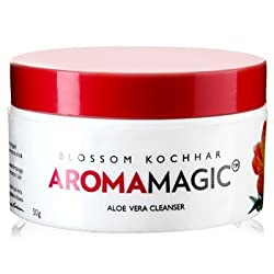 Aroma Magic Aloe Vera Cleanser, 50gm
