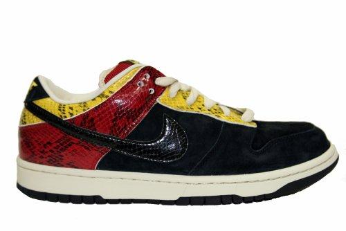 Nike Dunk Low Premium (10.5, Bright Goldenrd/Black)