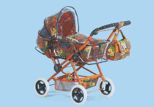 862 01 - Regenschutzhaube für Puppenwagen, groß