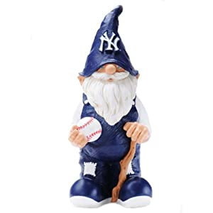 MLB New York Yankees Garden Gnome by Forever Collectibles