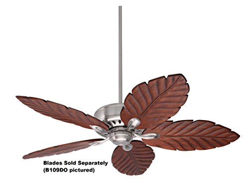 Emerson Cf921Bs Avant Eco Energy Star Indoor Ceiling Fan, 54-Inch, 60-Inch Or 72-Inch Blade Span, Brushed Steel Finish, Blades Sold Separately front-329201