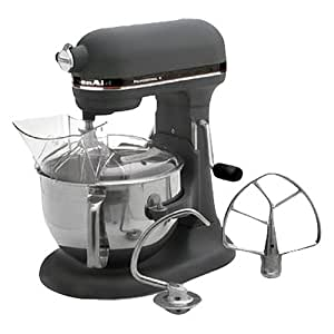 kitchen aid kp2671xgr professional stand mixer electric