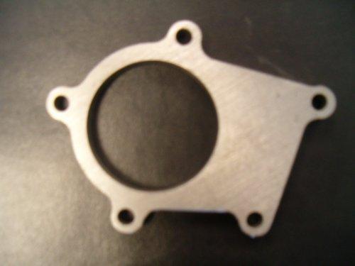 FID-Turbo Garrett 5 Bolt Downpipe Flange -Mild steel