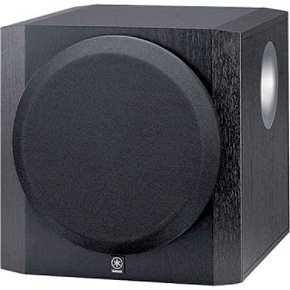 Yamaha YST-SW216BL Advanced YST II Front-Firing Active Subwoofer