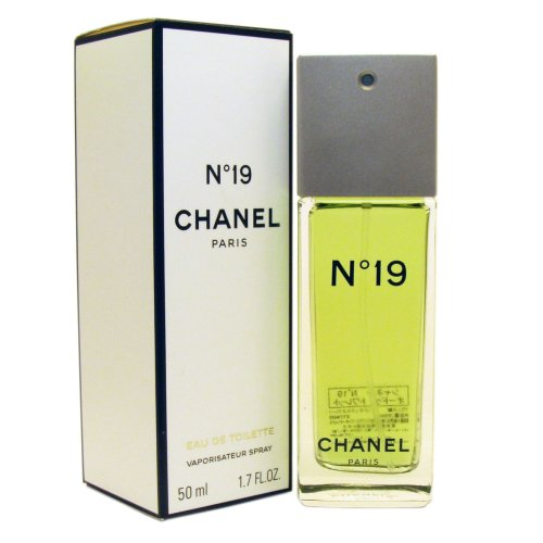 No. 19 by Chanel Eau de Toilette Spray 50ml