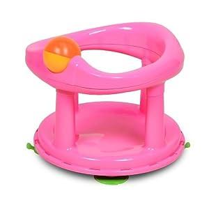 Safety 1st Swivel Bath Seat - Pink